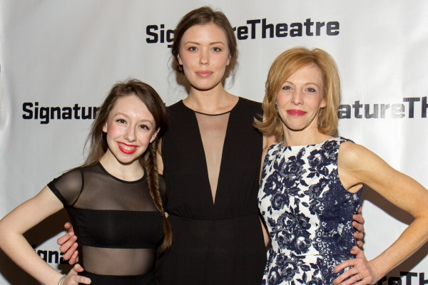 Photo Coverage: Inside Opening Night of Signature's APPROPRIATE