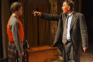 BWW Reviews: Wrenching Production of ORPHANS Ignites Mad Horse Theater