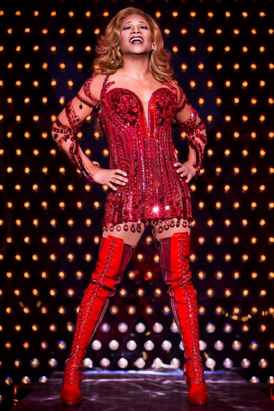 Photo Flash: First Look at the New Cast of KINKY BOOTS- Andy Kelso, Jeanna de Waal, Cortney Wolfson & More!