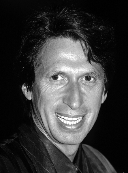 David Brenner in New York City,  September 15, 1986