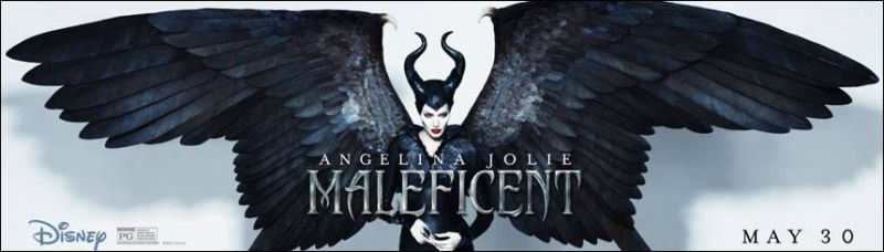 VIDEO: First Look - New Trailer & Poster Art for Disney's MALEFICENT