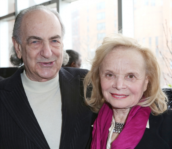 Playwright Lyle Kessler and wife Margaret Ladd  Photo
