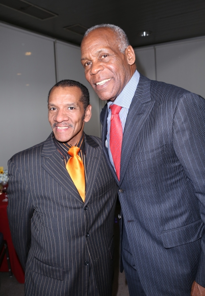Ralph Carter and Danny Glover