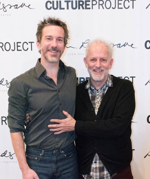 Mike Albo and David Schweizer