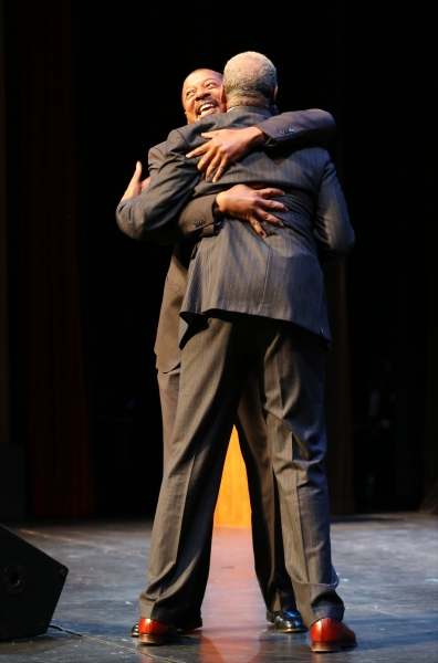 Robert Townsend and Danny Glover