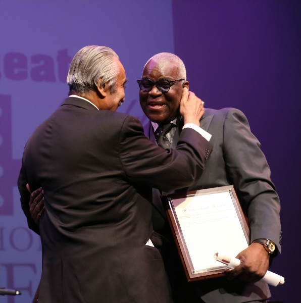 Photo Coverage: New Federal Theatre Honors Voza Rivers - Part One