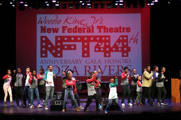 Photos: New Federal Theatre Honors Voza Rivers - Part One