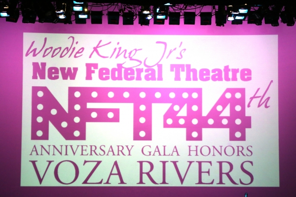 Woodie King Jr.''s New Federal Theatre 44th Anniversary Gala honoring Voza Rivers