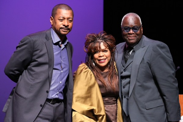 Robert Townsend, Valerie Simpson and Voza Rivers