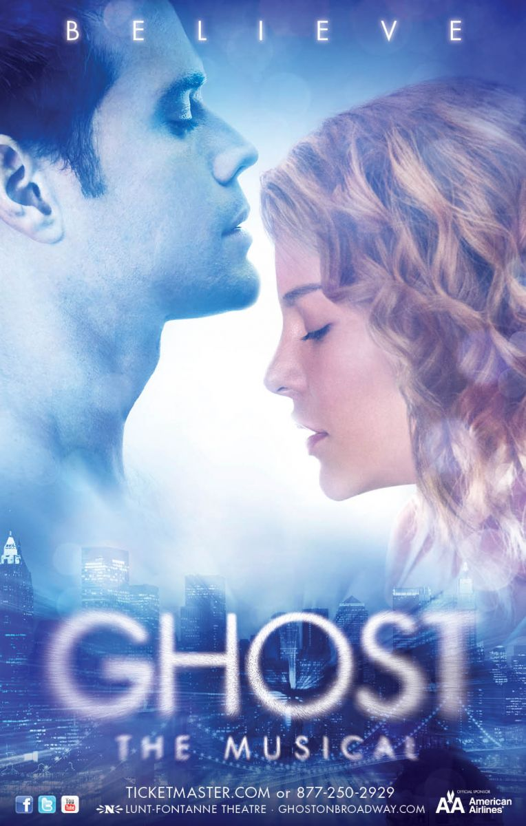 Backstage Look At GHOST: THE MUSICAL On Tour