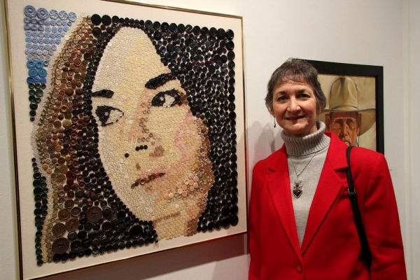 Photo Flash: Winners Announced for 'Mercer County Artists 2014' Exhibition