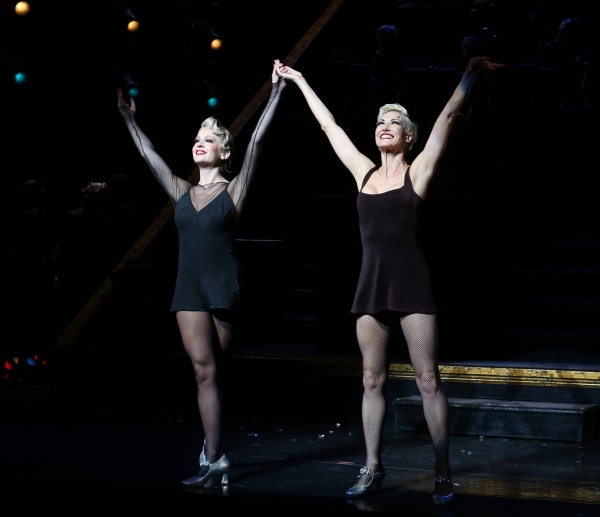 Photo Coverage: Elvis Stojko Makes Broadway Debut in CHICAGO