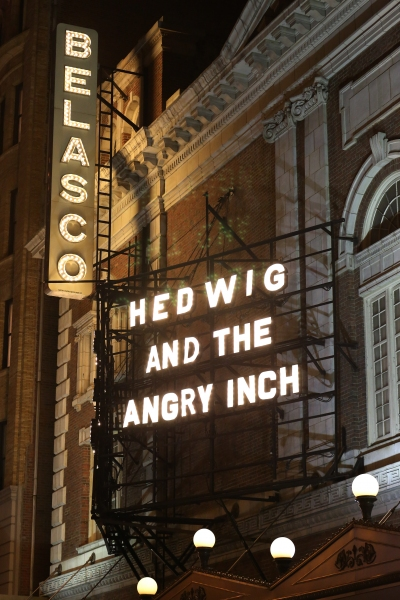 Up on the Marquee: HEDWIG AND THE ANGRY INCH with Neil Patrick Harris!