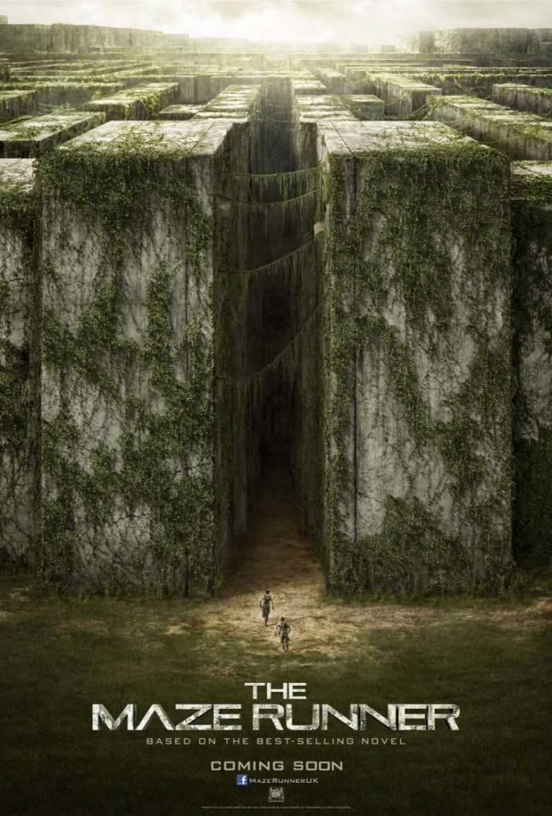 VIDEO: First Look - Trailer & Poster for Wes Ball's THE MAZE RUNNER