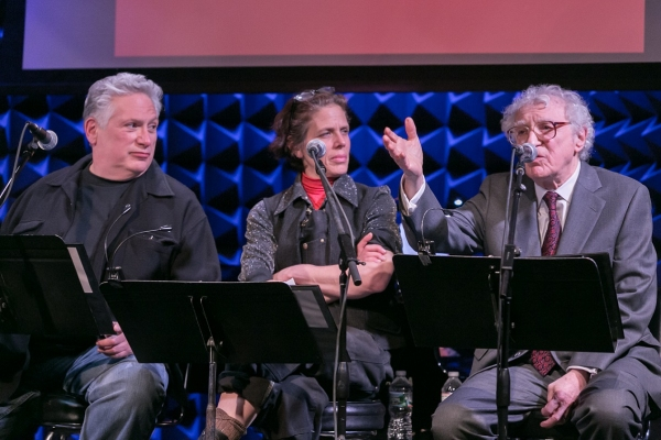 Photo Flash: Harvey Fierstein, Sheldon Harnick & More Take Part in Public Theater's AN EVENING WITH TEVYA AND CHAVA Forum