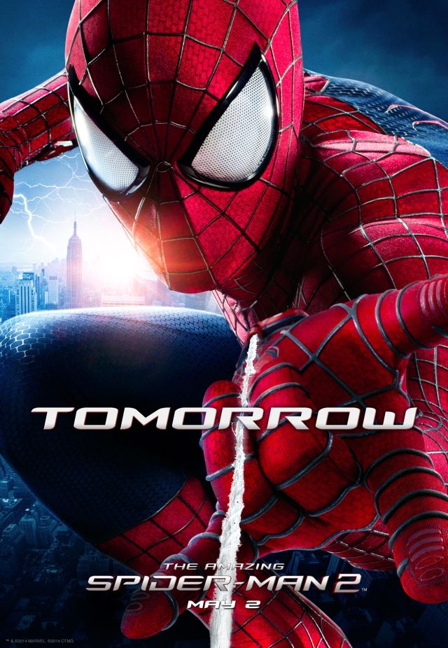 VIDEO: First Look - Promo Image & Trailer Teaser for AMAZING SPIDER-MAN 2
