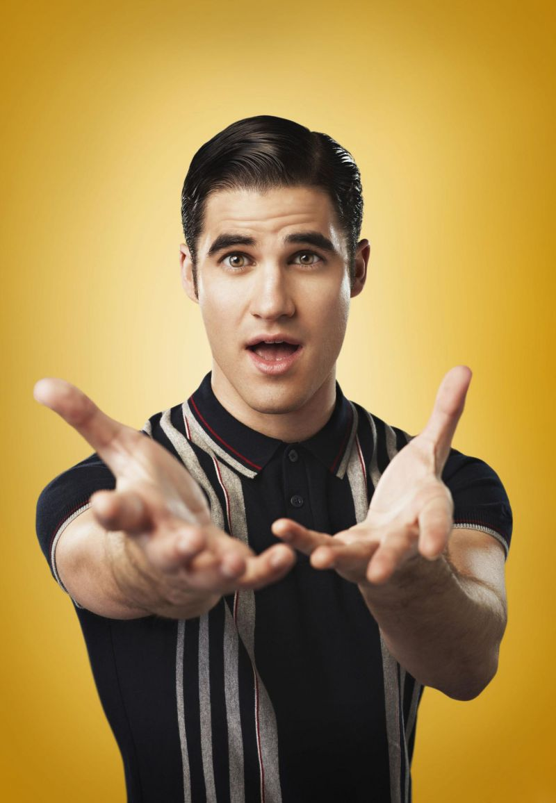 Darren Criss Talks GLEE's 100th Episode & NYC Storyline Future Plans
