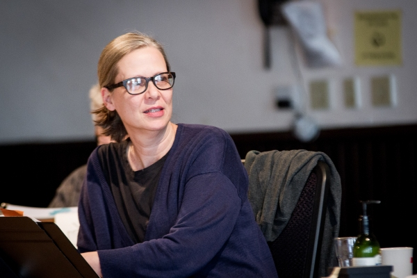 Director and ensemble member Amy Morton