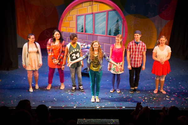 Photo Flash: First Look at Vital Theatre's PEACE, LOVE, AND CUPCAKES THE MUSICAL