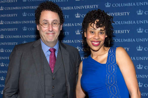 Photo Coverage: Dominique Morisseau Receives 2014 Edward M. Kennedy Prize For Drama