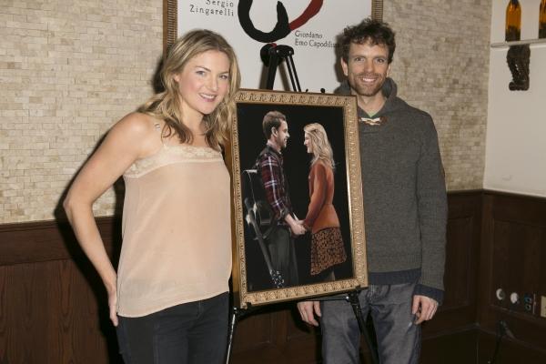 Joanna Christie and Paul Nolan