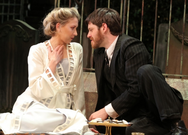 BWW Reviews:  Arianda at Her Best in TALES FROM RED VIENNA