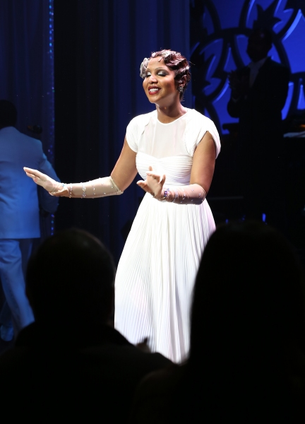Photo Coverage: Toni Braxton & Kenny 'Babyface' Edmonds Take First Bows at AFTER MIDNIGHT!