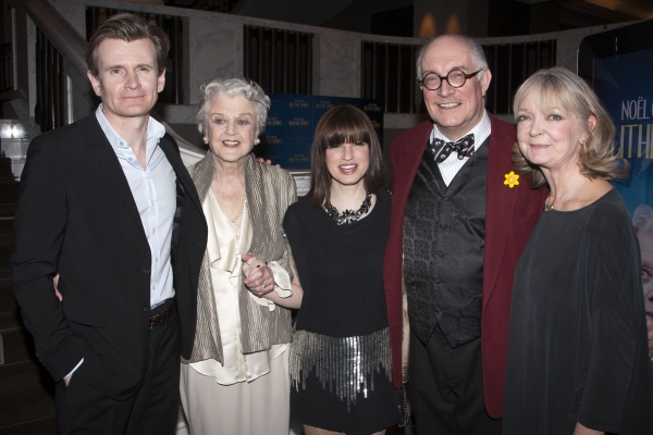 Photo Flash: Inside Opening Night of BLITHE SPIRIT with Angela Lansbury