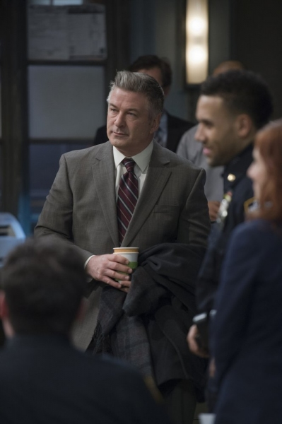 LAW & ORDER: SPECIAL VICTIMS UNIT -- ''Criminal Stories'' Episode 1518 -- Pictured: Alec Baldwin as Jimmy MacArthur -- (Photo by: Michael Parmelee/NBC)