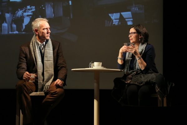 Photo Flash: First Look at Public Theater's A SECOND CHANCE