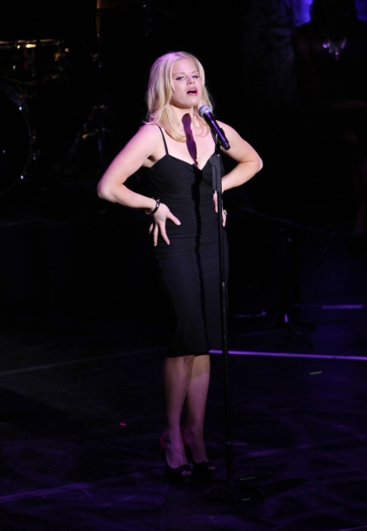 Megan Hilty Remembers WICKED With Idina Menzel & Reflects On SMASH