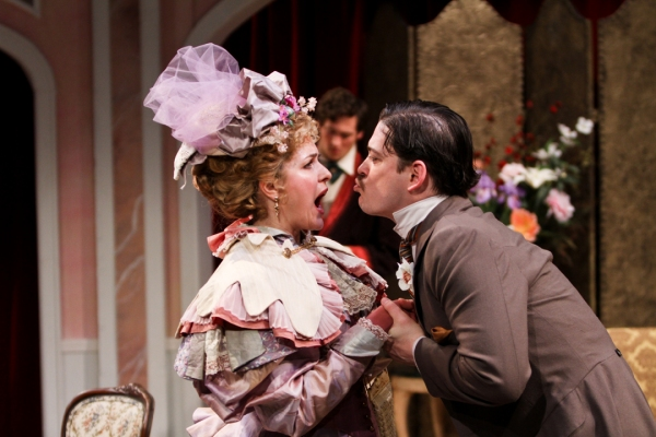 Photo Flash: First Look at Seattle Shakespeare Company's THE IMPORTANCE OF BEING EARNEST