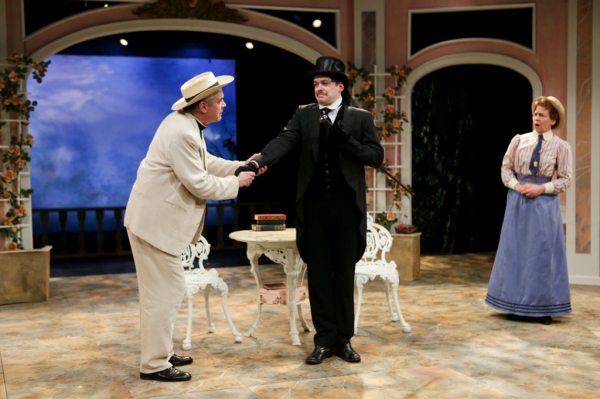 Photo Flash: First Look at Seattle Shakespeare Company's THE IMPORTANCE OF BEING EARNEST, Beg. Tonight
