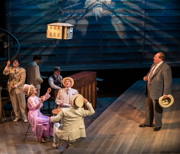 Photo Flash: First Look at ROAD SHOW at Chicago Shakespeare