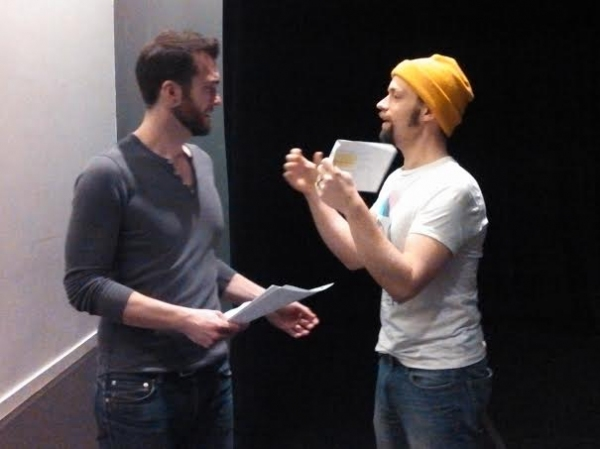 Photo Flash: In Rehearsal with Happy Few Theatre's AS YOU LIKE IT