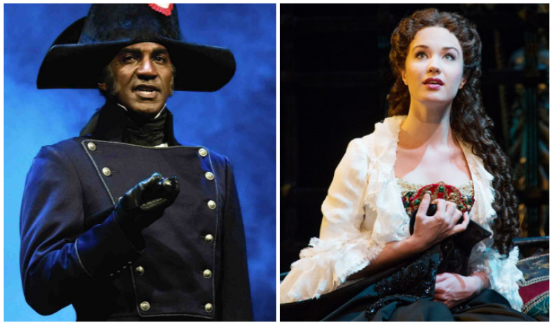 Before 'The Music of the Night': Honoring PHANTOM's New Leading Duo Norm Lewis & Sierra Boggess