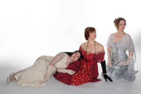 Photo Flash: The Old Globe's TIME AND THE CONWAYS Begins Tonight
