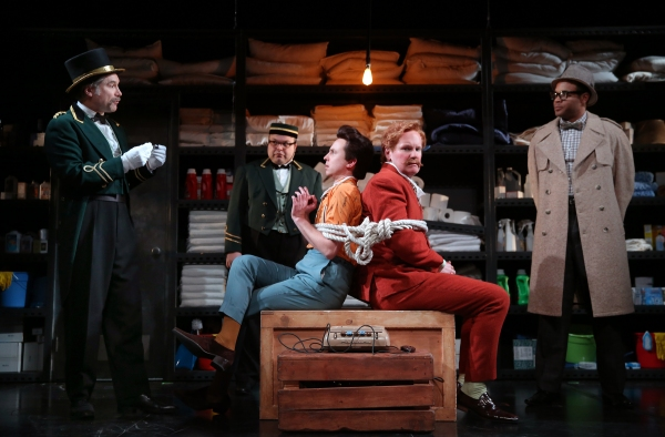 Greg Stuhr as Mr. Berry, Anthony Manna as Mr. Coal, Brian McManamon as Colin Rawlins, Photo