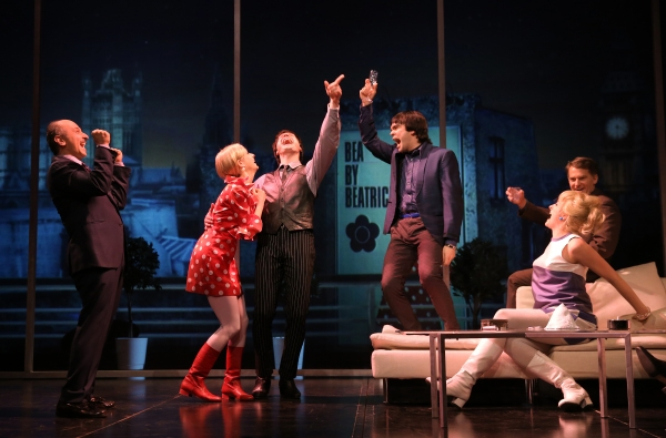 Stephen DeRosa as Leo, Ariana Venturi as Higgy, Bryan Fenkart as Claude, James Barry as Pedro, Keira Naughton as Ulcie, and James Lloyd Reynolds as Anton