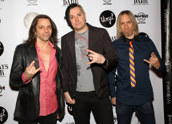 ROCK OF AGES Band Arsenal (Chris Cicchino, Andy Gerold and Dan Grennes)