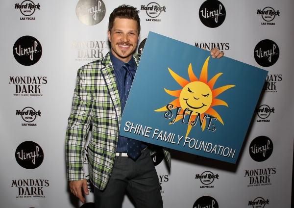 Mark Shunock Creator/host of MONDAYS DARK and star of ROCK OF AGES