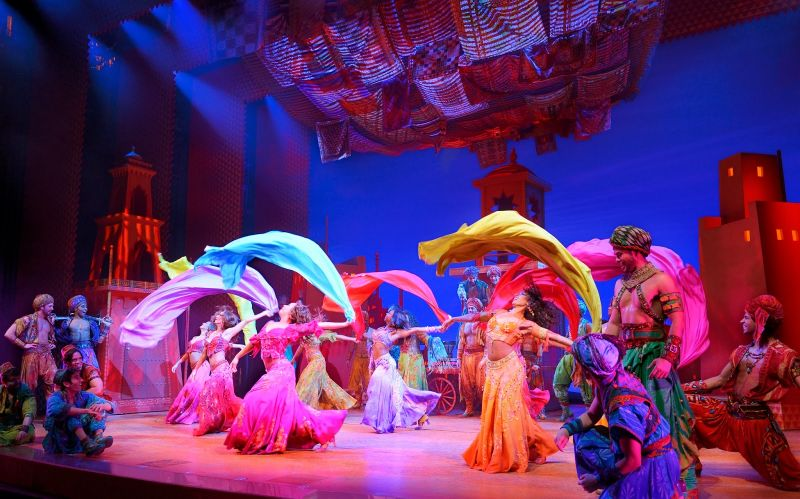 FLASH FRIDAY: Disney's Magical Musicals - ALADDIN To THE LION KING To FROZEN & Beyond