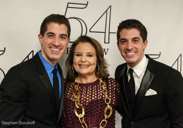 Photo Coverage: Will & Anthony Nunziata  Return to 54 Below with BROADWAY, OUR WAY