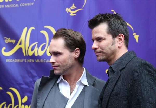 Josh Strickland and Todd Dubail Photo