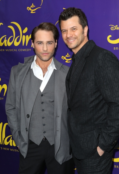Josh Strickland and Todd Dubail