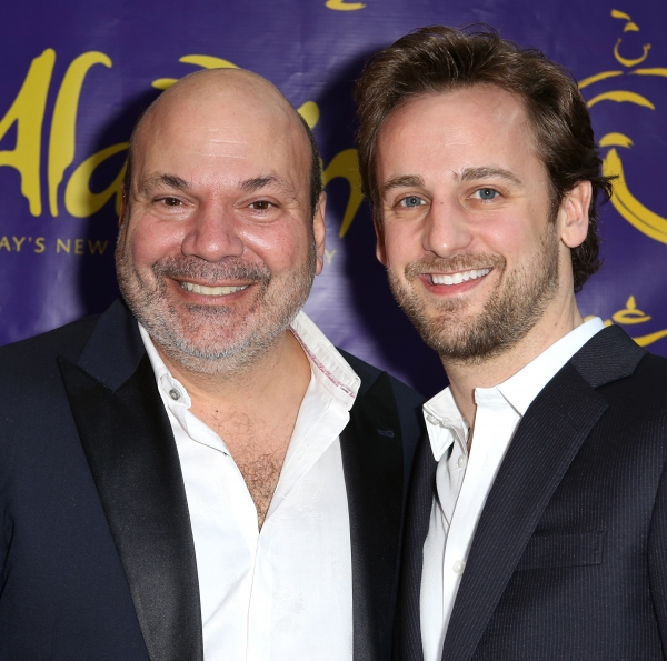 Photo Coverage: Inside ALADDIN's Opening Night Theatre Arrivals!