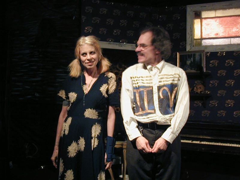 BWW Reviews: Two of a Kind Through it All
