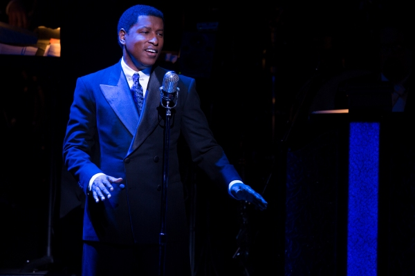 Photo Flash: First Look at Toni Braxton & Kenny 'Babyface' Edmonds in AFTER MIDNIGHT