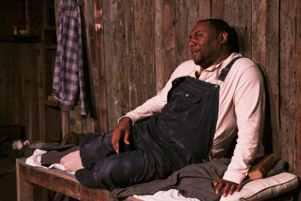 Photos: First Look at Cinnabar Theater's OF MICE AND MEN, Opening Tonight