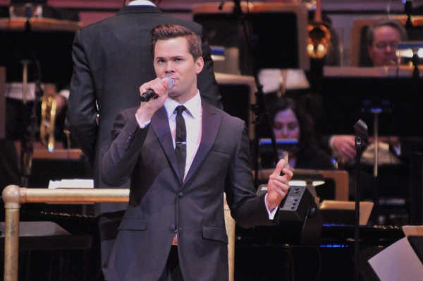 Photo Coverage: Inside New York Pops' ON BROADWAY with Stephanie J. Block and Andrew Rannells